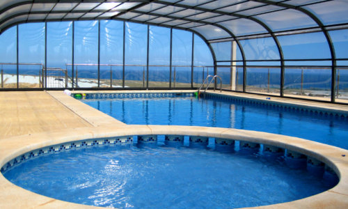 Climatización piscinas