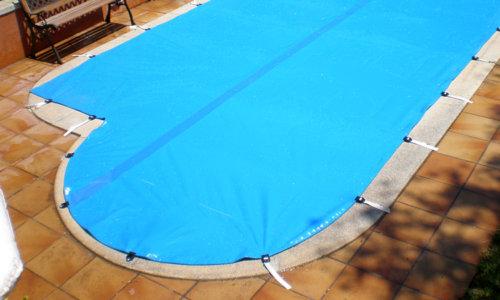 Cobertores para piscina