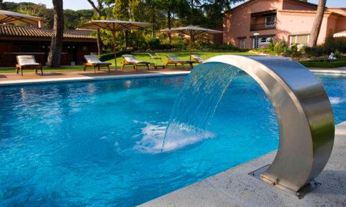 Filtración para piscinas