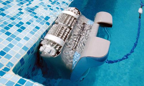 Limpiafondos automáticos para piscina